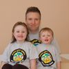 Children in need - Show your spots Let's raise lots T-shirts