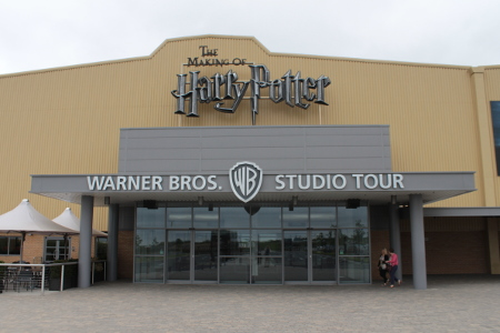 Harry Potter Warner Bros Studios London