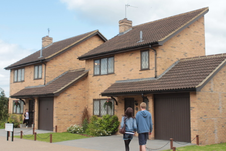 4 Privet Drive - Harry Potter's house at the Warner Bros Studio tour