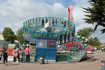 Funfair at Butlins Minehead