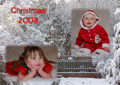 Christmas picture 2008