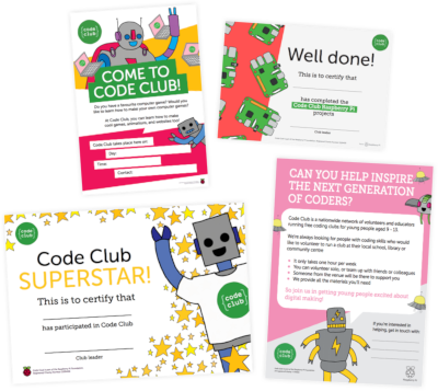 Code Club Certificates - Superstar coder