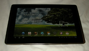 Asus Eee Pad Transformer - Android tablet