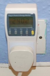 Electricity Energy Monitor