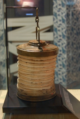 Florence nightingale museum st thomas hospital in london for Florence nightingale lamp template