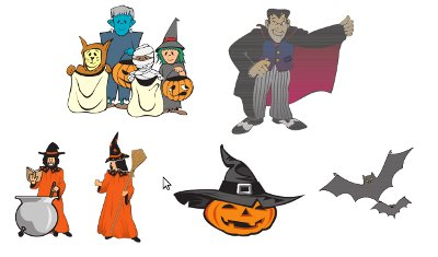 Halloween colouring sheets for kids