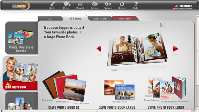 Foto Insight Designer  - photo gifts for Linux