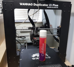Magigoo 3D printer adhesive - fix first layer print problems