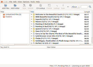 MusicBrainz Picard - add images to MP3 tags on Linux and Windows