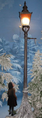 Lamppost from The Chronicles of Narnia The Lion the Witch and the Wardrobe