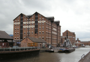 National Waterways Museum - Gloucester Docks, Gloucestershire