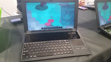 Pi-top Raspberry Pi laptop