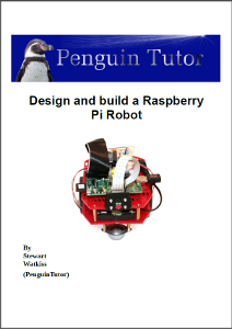 eBook - Desgin and build a Raspberry Pi robot