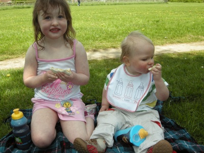 Picnic at Sheldon Country Park