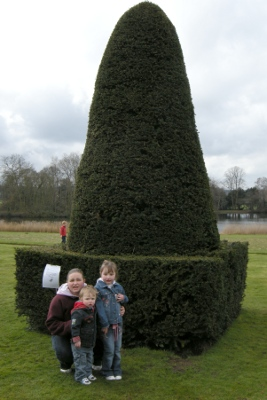 The Easter Trail at Sudbury Hall and National Trust Children Museum