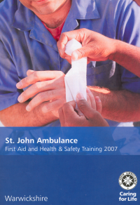 St. John Ambulance First Aid Training Brochure